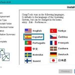 Elige Idioma Español en CmapTools