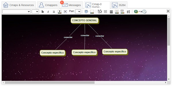 mapas conceptuales online gratis con cmaptools en línea sin descargar