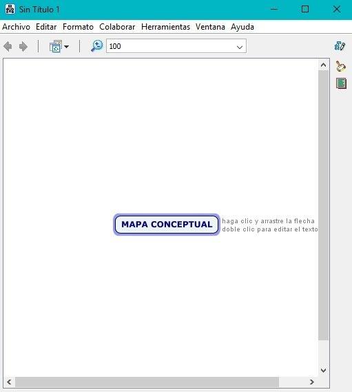 Nuevo concepto en CmapTools