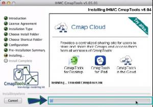 Completar Descarga CmapTools para Mac