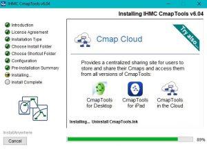 Instalación Cmaptools Windows