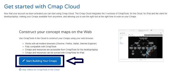hacer mapa conceptual en cmaptools online gratis
