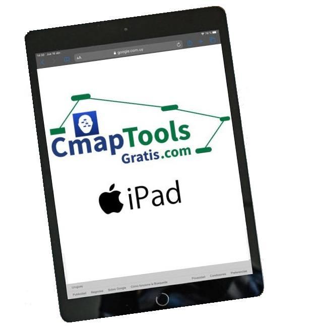 Descargar CmapTools para iPad